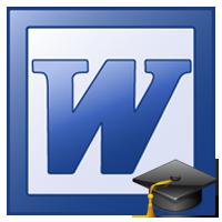 آموزش نرم افزار Word 2003