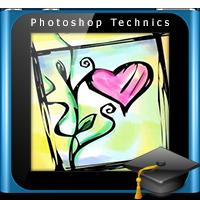 آموزش رنگ آمیزی و زیباسازی یک طرح دستی ساده توسط فتوشاپ