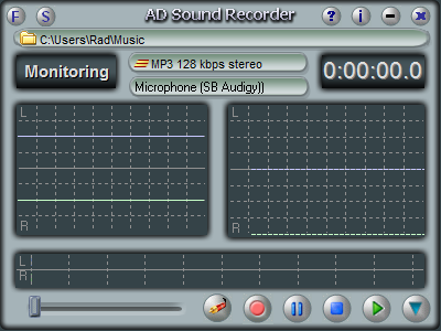 دانلود نرم افزار AD Sound Recorder