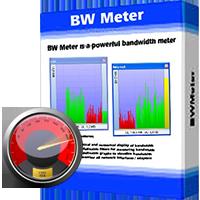 اندازه گیری، نمایش و کنترل پهنای باند مصرفی