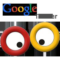 نوار ابزار شرکت Google مخصوص Internet Explorer