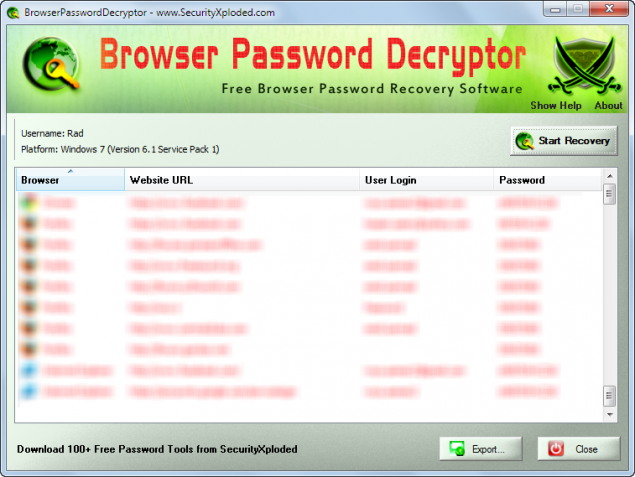 browserpassworddecryptor5shot