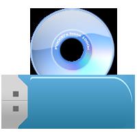ساخت فلش دیسک از فایلهای ISO