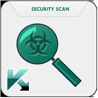 اسکن سیستم و شناسایی تهدیدات و حفرههای امنیتی موجود