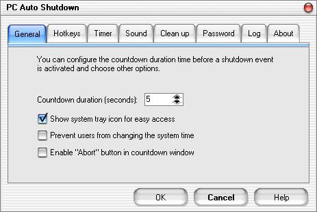 دانلود نرم افزار PC Auto Shutdown