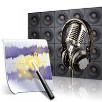 ضبط صدا، ویرایش و تغییر فرمتهای مختلف صوتی