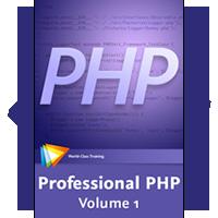 آموزش زبان PHP سطح پیشرفته (جلد اول)