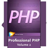آموزش زبان PHP سطح پیشرفته (جلد دوم)