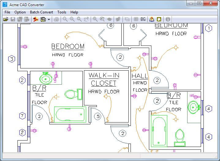دانلود نرم افزار Acme CAD Converter