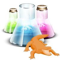 شبیهسازی آزمایشهای شیمی