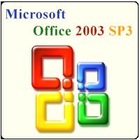 مجموعه نرم افزارهای آفیس ۲۰۰۳ به همراه بسته فارسی ساز