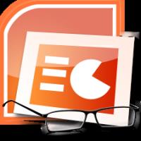مشاهده و چاپ اسناد نرم افزار PowerPoint (تمام نسخهها)