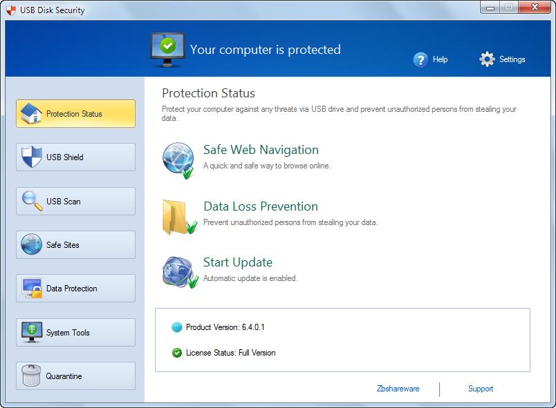 دانلود نرم افزار USB Disk Security