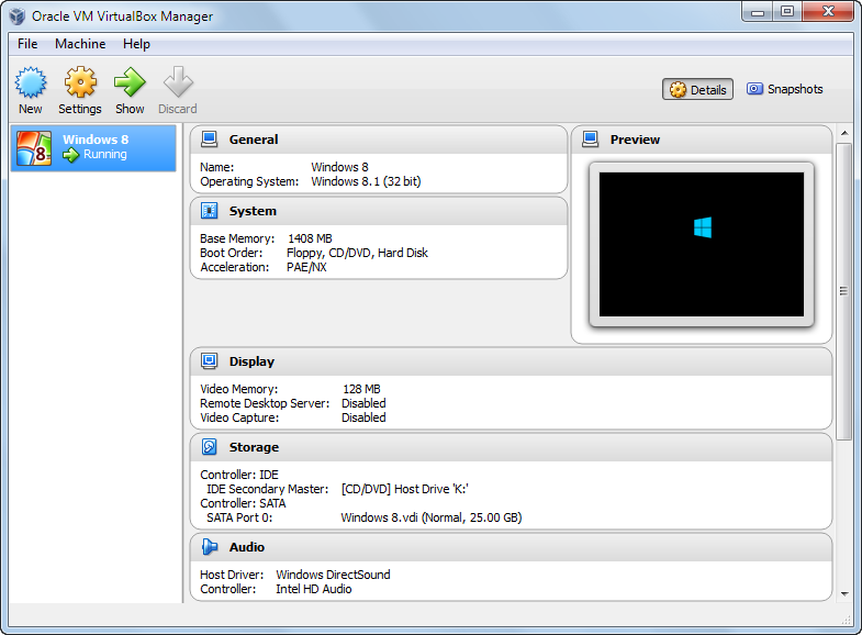 دانلود نرم افزار Oracle VM VirtualBox