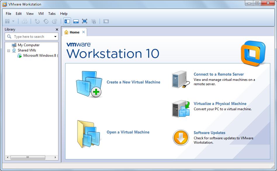 دانلود نرم افزار VMware Workstation