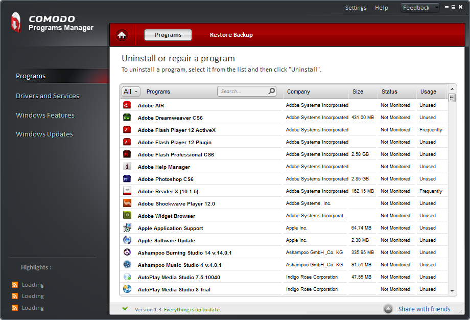 comodo_programs_manager_shot