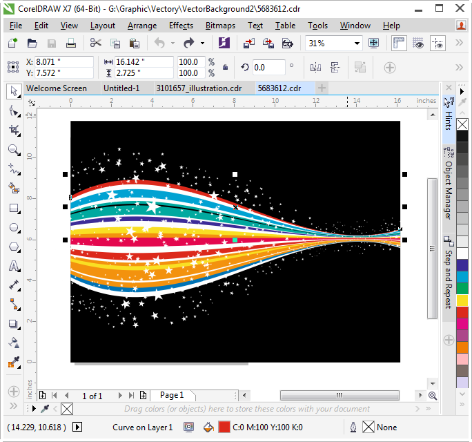 دانلود نرم افزار CorelDRAW Graphics Suite