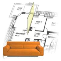 طراحی فضای داخلی و دکوراسیون منزل