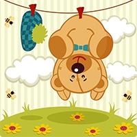 10 تصویر وکتور از خرسهای تدی زیبا