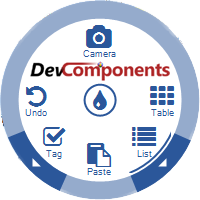 کامپوننت ساخت رابط کاربری حرفهای در Visual Studio