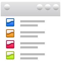 مدیریت فایلها بر مبنای نوع و اشعاب آنها