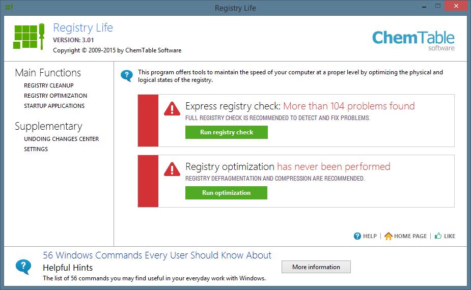 دانلود Registry Life