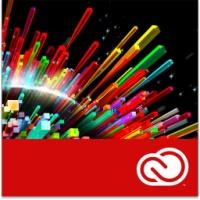 مجموعه آیکنهای نمادین نرم افزارهای Adobe CC