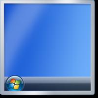 نمایش آیکنهای دسکتاپ توسط یک منو در SystemTray