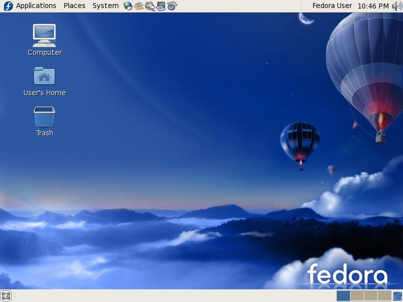 دانلود سیستم عامل لینوکس fedora