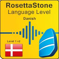 سطوح آموزشی زبان دانمارکی Rosetta Stone به همراه کتابها