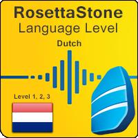 سطوح آموزشی زبان هلندی Rosetta Stone به همراه کتابها