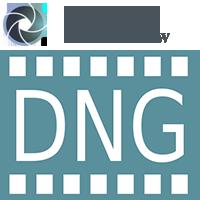 پردازش و تبدیل فایلهای خام دوربینهای دیجیتال
