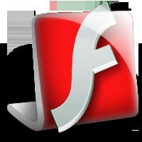 نسخههای قدیمی نرم افزار Flash از شرکت Macromedia