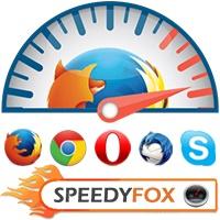 افزایش سرعت مرورگر فایرفاکس و دیگر ابزارهای اینترنتی با یک کلیک