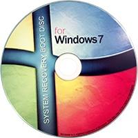 دیسک رفع اشکال، تعمیر و بازیابی ویندوز ۷
