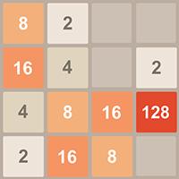 بازی فکری و سرگرم کننده 2048
