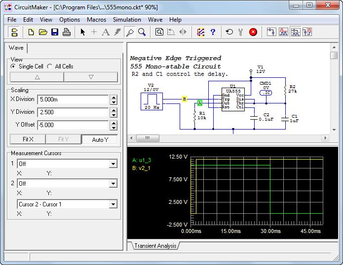 دانلود نرم افزار CircuitMaker 2000