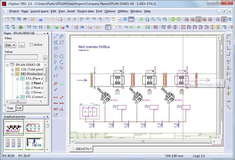 دانلود نرم افزار EPLAN Electric P8