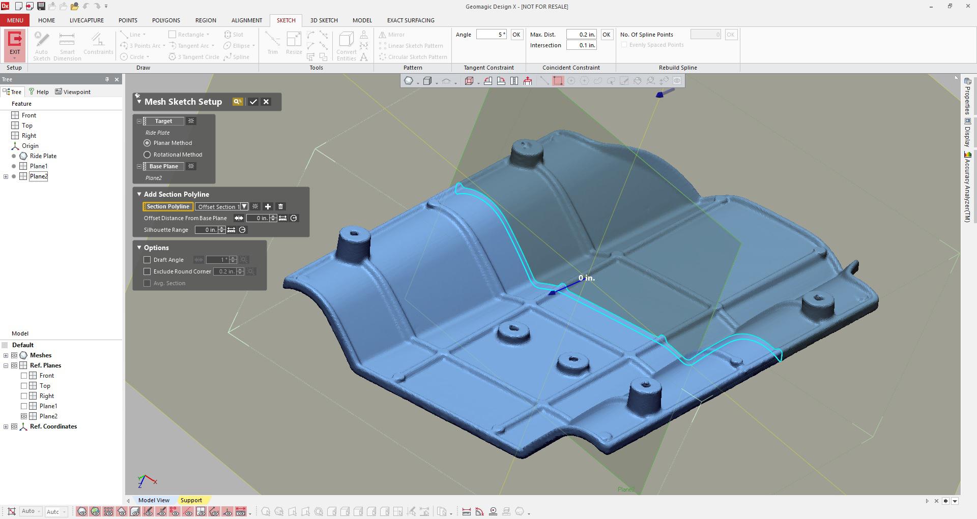 دانلود نرم افزار Geomagic Design X