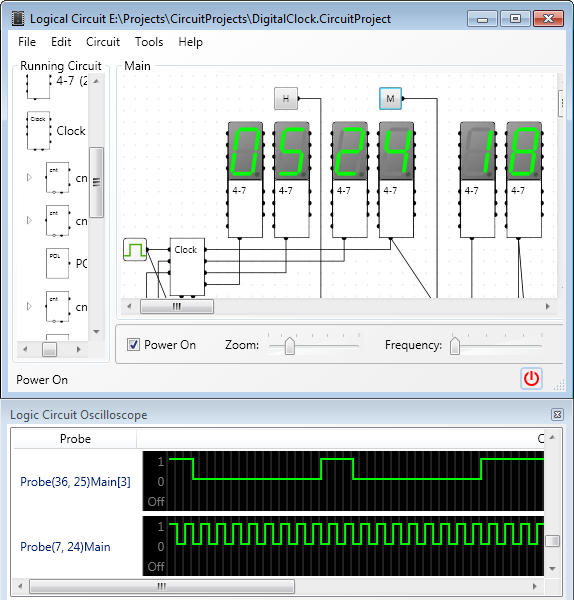 دانلود نرم افزار Logic Circuit