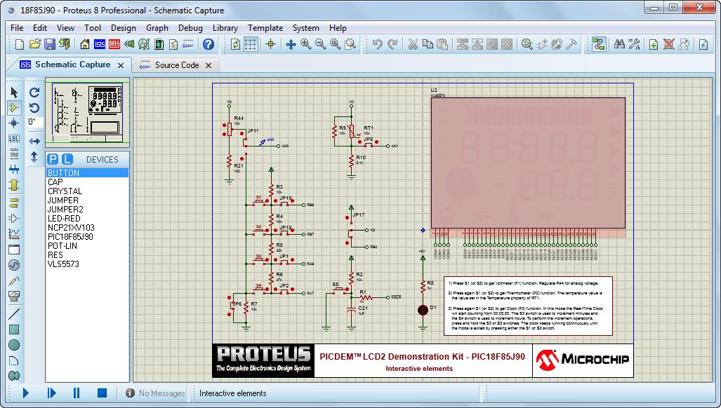 دانلود نرم افزار Proteus 8.9