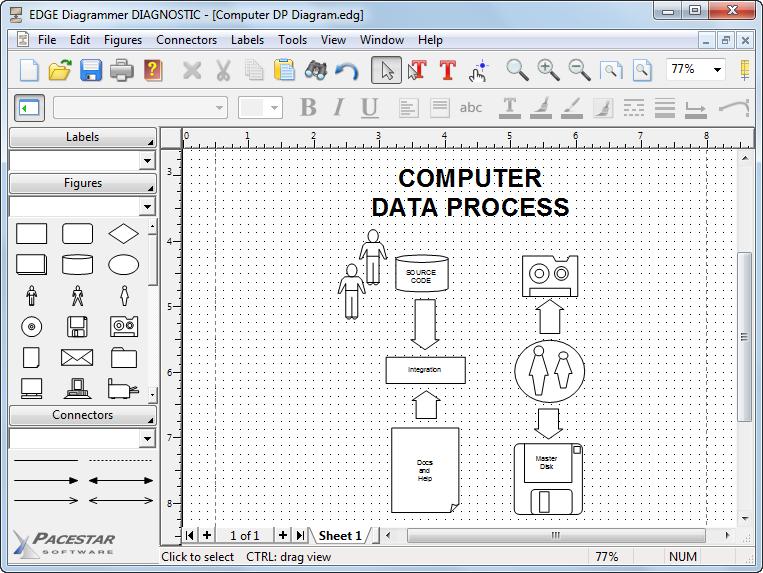 دانلود نرم افزار EDGE Diagrammer