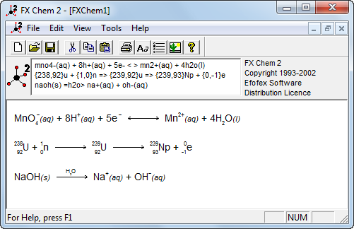 دانلود نرم افزار FX Chem