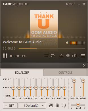 دانلود نرم افزار GOM Audio