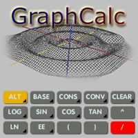 رسم سریع نمودار توابع و حل معادلات ساده