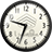 Logo Clock Gadget