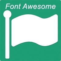 فونت آیکنهای مقیاسپذیر برای طراحی صفحات وب
