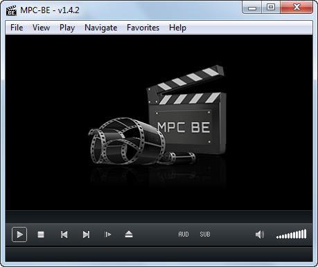 دانلود نرم افزار MPC-BE
