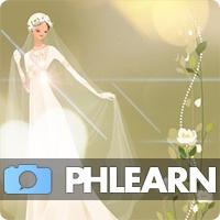 آموزش ساخت تصاویر رویایی (ویرایش عکسهای عروسی)