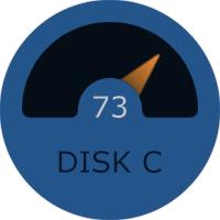 نمایش درصد مصرف CPU ،RAM و فضای پارتیشنهای هارد